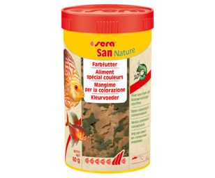Il mangime naturale per la colorazione senza coloranti e conservanti.