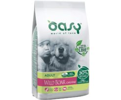Oasy dry dog one adult all breed cinghiale 2