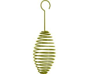 Spirale palline di grasso verde muschio.