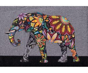 Tappeto clean keeper elefante cm 50x70.