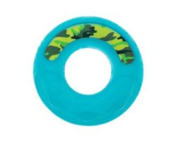 Dental squeaking ring.