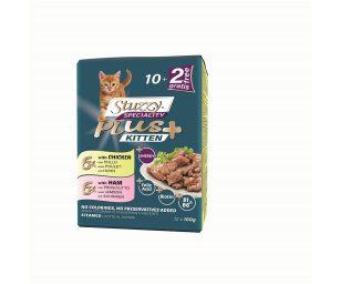 Stuzzy cat specialità kitten 12x100 g.