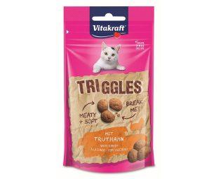 Triggles con tacchino 40 g.