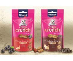 Crispy crunch tacchino 60 g.
