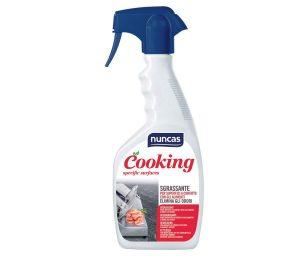 Cooking sgrassante 500 ml.