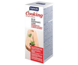 Cooking olio rigenerante 175 ml.