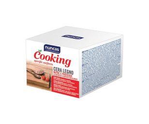 Cooking cera legno 120 ml.