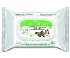 Dental cleaners salviettine 20 pz.