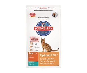 Hills cat adult tonno 2 kg.