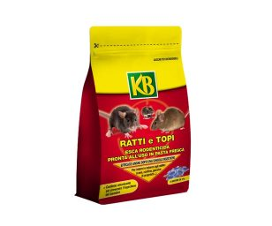 Kb rodenticida in pasta 150 g.
