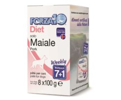 Forza 10 solo diet maiale 7+1 gr 800.