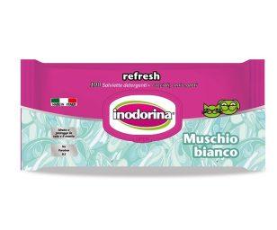 Inodorina refresh muschio bianco 100 pz.