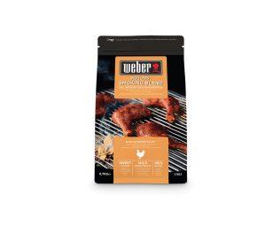 Weber miscela chips weber per carne di pollame.