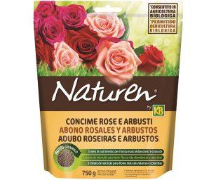 Kb concime rose e arbusti 750 g.