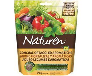Kb concime ortaggi & aromatiche 750 g.