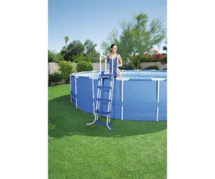 Scaletta per piscine cm 122.