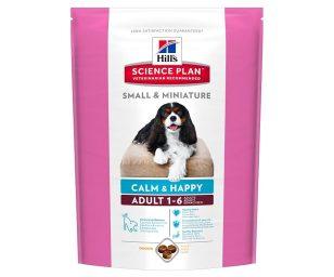 Hills dog adult calm&happy pollo 300 g.