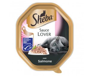 Sheba sauce lovers salmone 85 g.