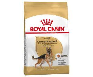 Royal canin dog german shepherd adult 11 kg.