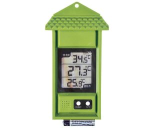 Termometro min-max digitale cm 15x8x3.