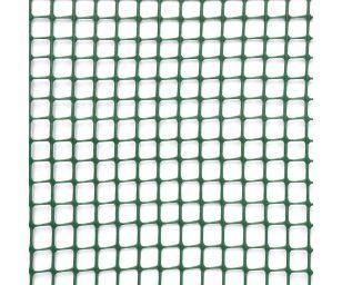 Rete quadra maglia 10 mm rotolo mt 1.