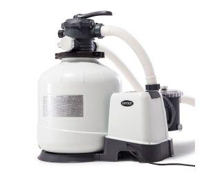 Pompa a sabbia da 12.000 lt/ora.