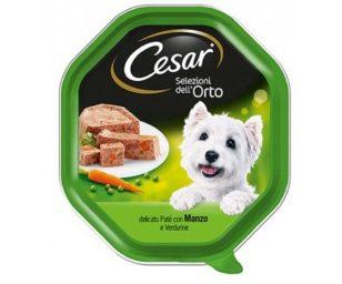 Cesar selezione orto manzo e verdure 300 g.
