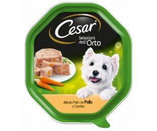 Cesar selezione orto vitello e carote 300 g.