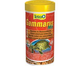 Mangime naturale per tartarughe acquatiche.