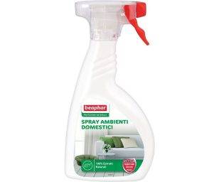 Beaphar spray ambiente 400 ml.