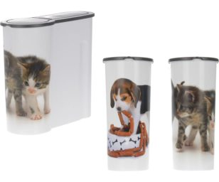 Easybox cane gatto 5 lt assortiti.
