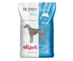 All pet ricemix riso estruso e pesce 2 kg.