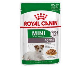 Royal canin mini ageing 85 g.
