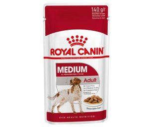 Royal canin medium adult 140 g.
