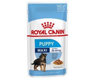 Royal canin maxi puppy 140 g.
