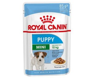 Royal canin mini puppy 85 g.