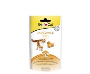Gimcat multi-vitamin tabs 40 g.