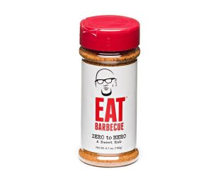 Eat bbq 'zero to hero' sweet bbq rub 190 g.
