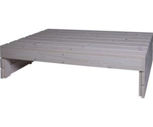 Tavolo legno cm 80x120x31h.