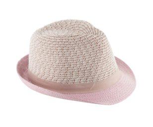 Cappello rose regolabile.