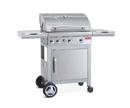 Con il barbecue a gas kaduva di barbecook