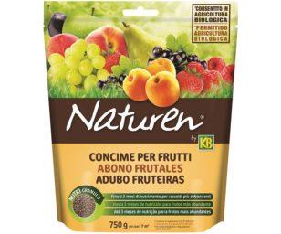 Kb concime per frutti 750 g.