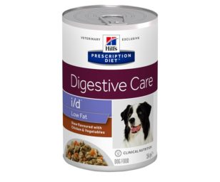 Hills i/d canine low fat spezzatino 354 g.