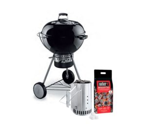 Weber barbecue pack master touch gbs 57.