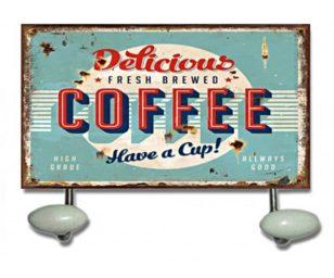 Appendino ferro coffe cm 12x23.
