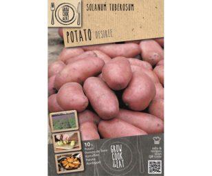 Seed-potato desiree 10 pz.