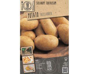 Seed-potato frieslander 10 pz.
