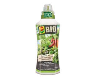 Compo bio aromatiche e peperoncino 500 ml.