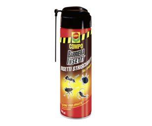 Compo insetti striscianti tac spray 500 ml.