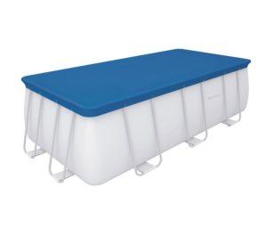 Telo copertura per piscina Steel Frame cm. 404x201x100 e 412x201x122.